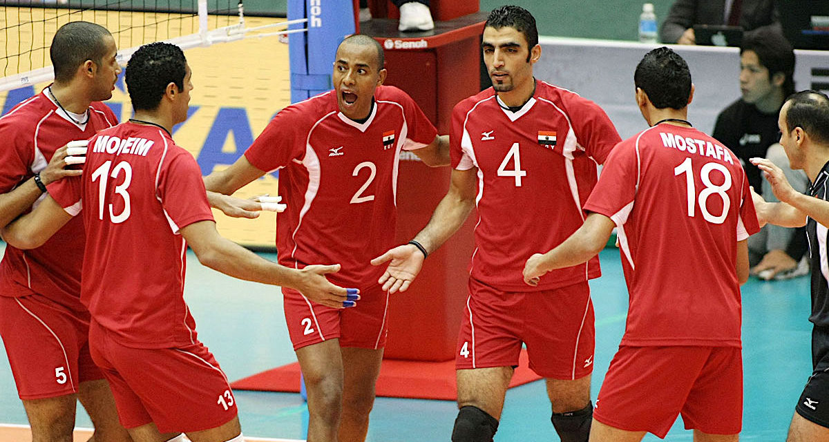A Newbies Guide to the 2017 Men's African Volleyball Championship