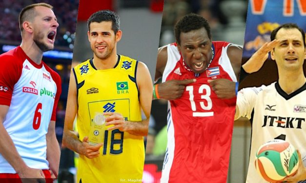Volleyball Stars in Asian Volleyball Leagues