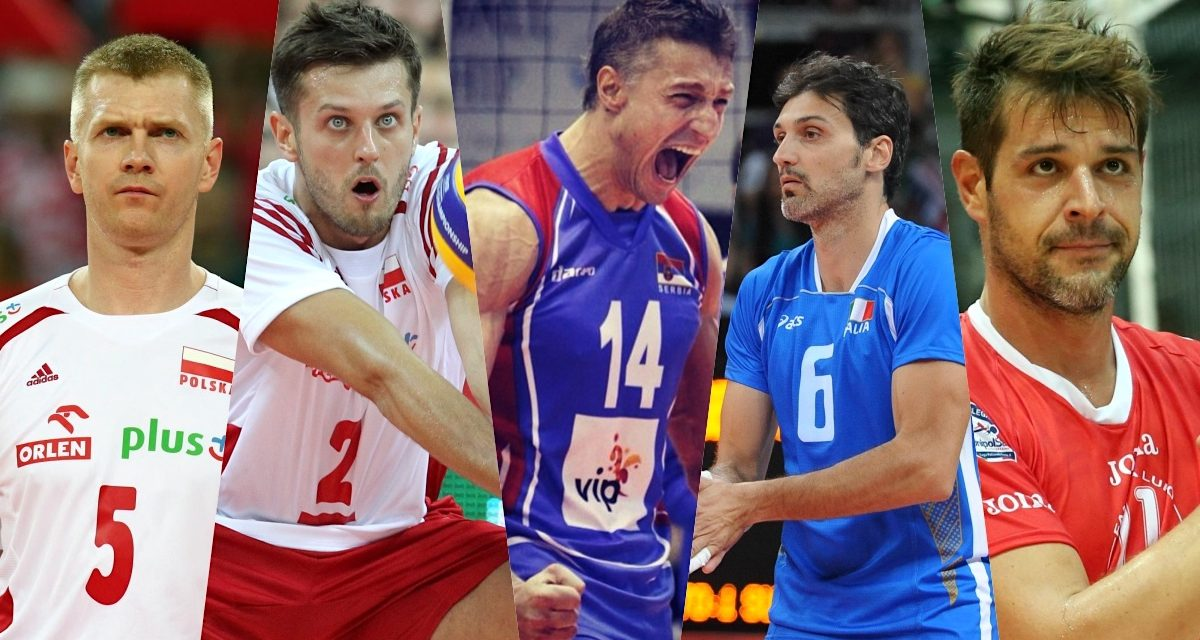 5 Volleyball Legends We Should Always Remember