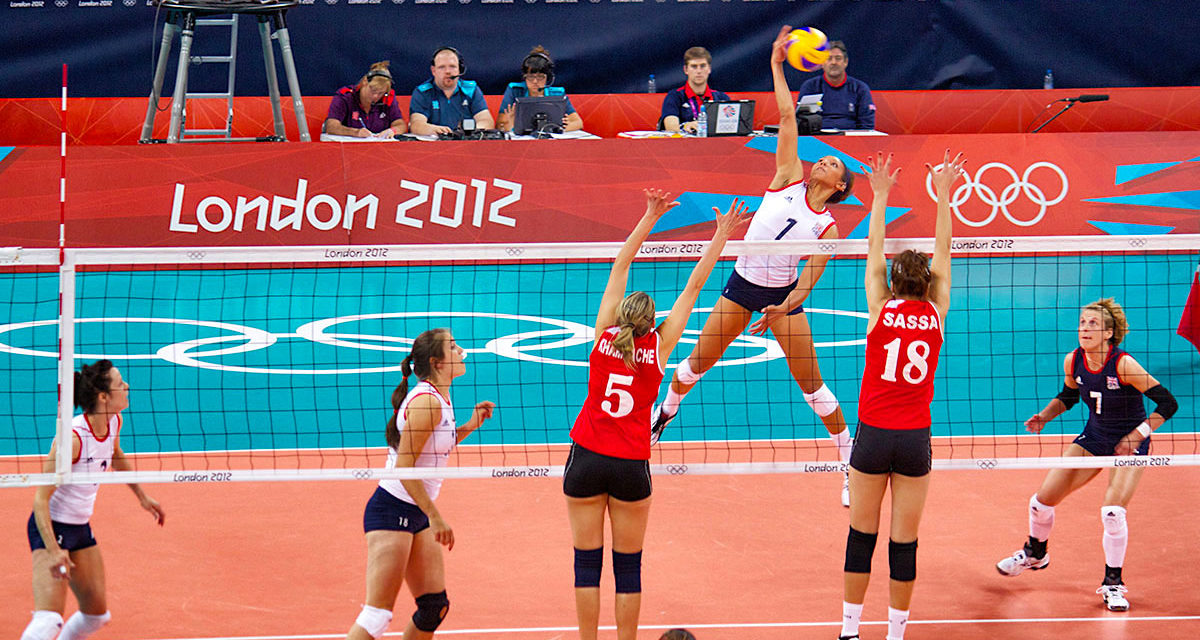 How Big Is Volleyball In The UK?