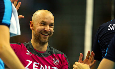 Zenit Dominant and Verbov Scores His First Career Point as Spiker