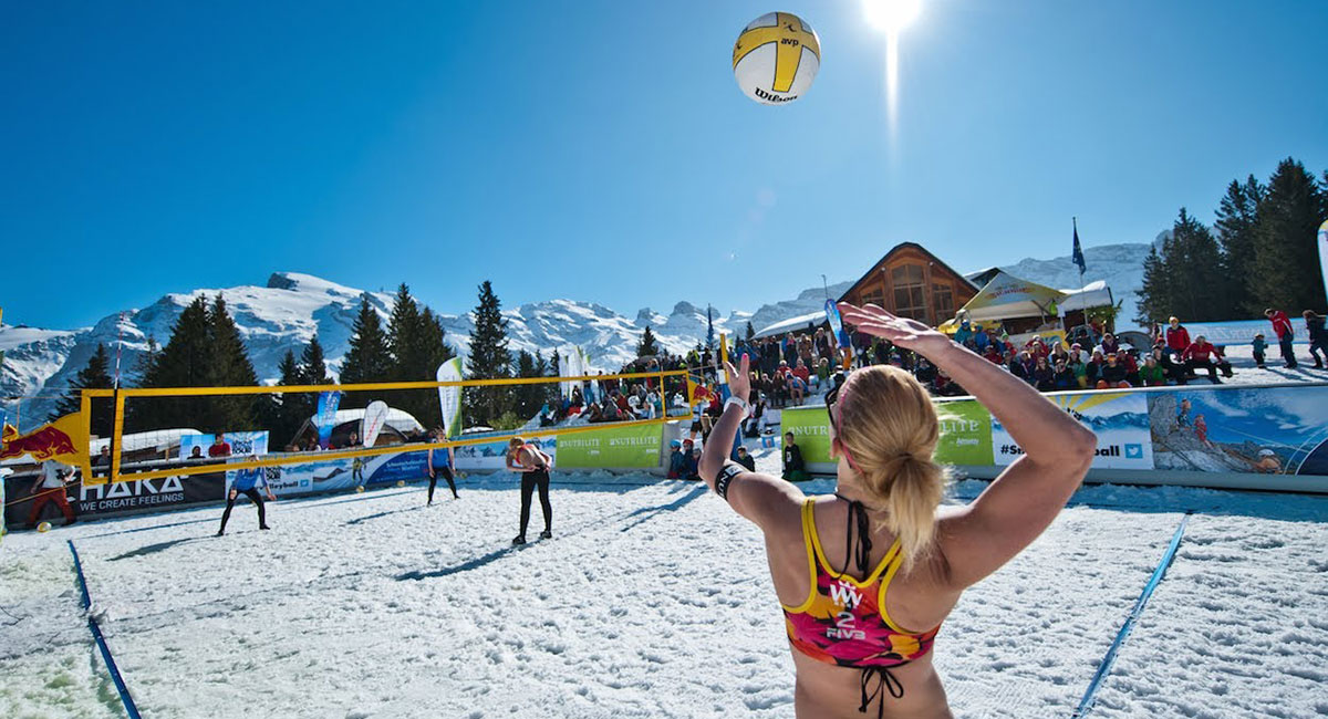 Should Snow Volleyball Feature in the Next Winter Olympics?
