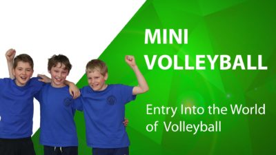 mini volleyball entry world