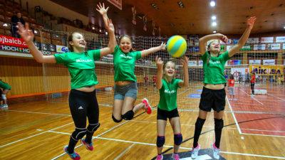 mini volleyball exercises