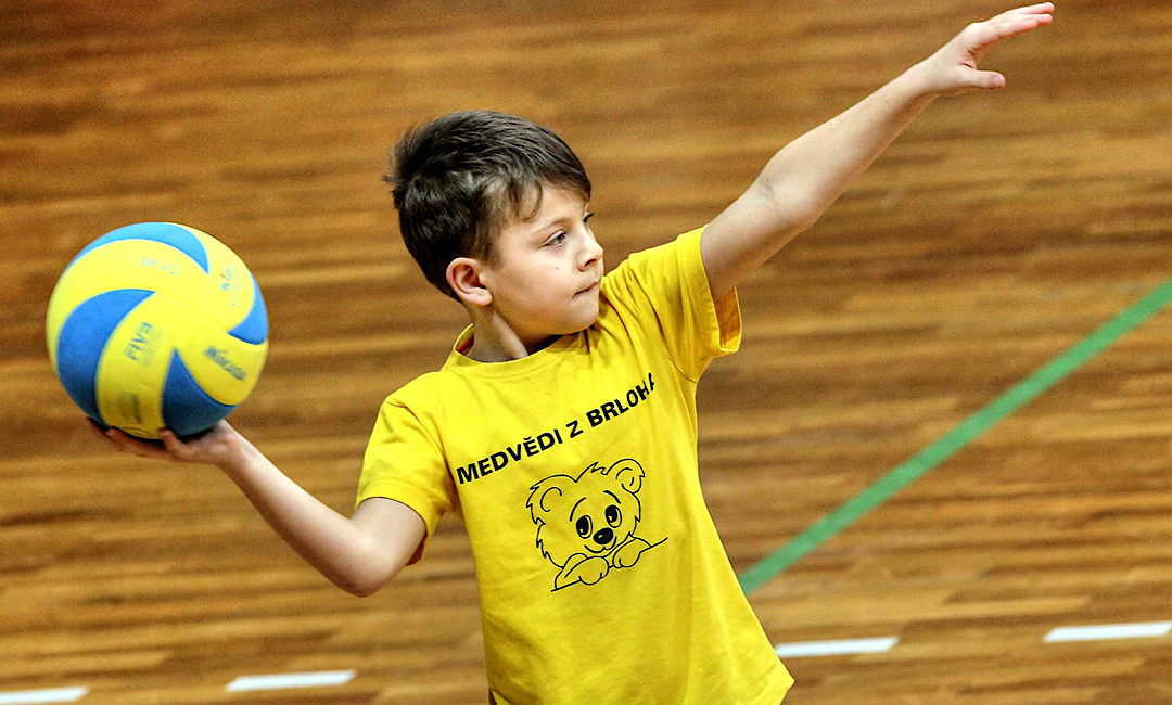 First Online Volleyball Course About Mini Volleyball is Here!