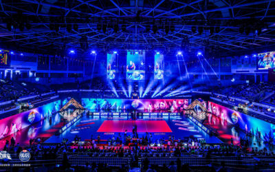 Superb All Star Game Took Place in China