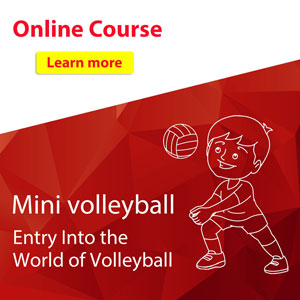 mini volleyball online course
