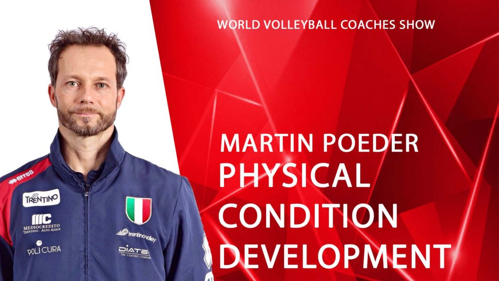 Martin Poeder | Physical condition Development in Volleyball