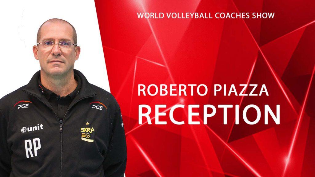 Roberto Piazza | Reception