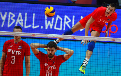 The Power Has Defeated the Technique! Volleyball Players from Russia Took the Nations League
