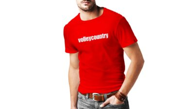 volleycountry t-shirt