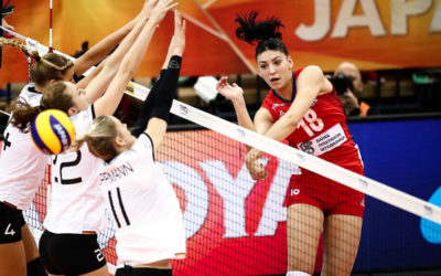 Serbia Victorious at Volleyball World Championship