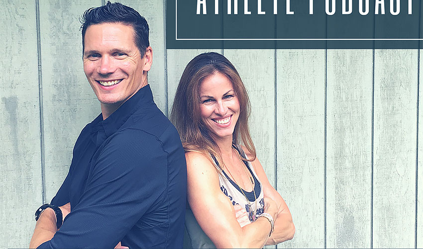 The Empowered Athlete Podcast by Paul Duerden and Karin Schneider