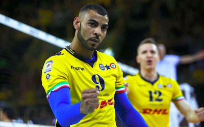 Ngapeth: The French Volleyball Superstar