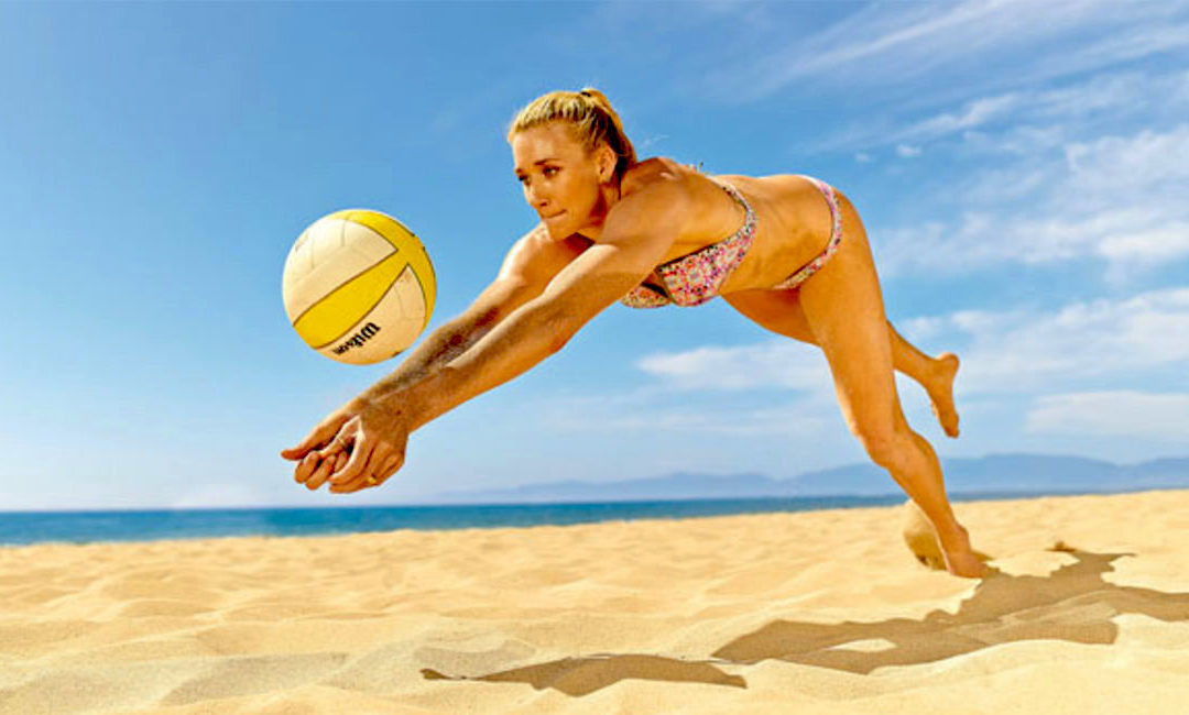 Health Benefits that will Convince You to Try Playing Volleyball