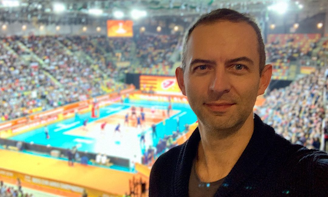 Jiri Popelka: Italy is Ruling World Volleyball