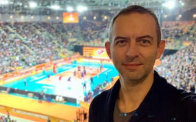 Jiri Popelka: Italy is Ruling World Volleyball