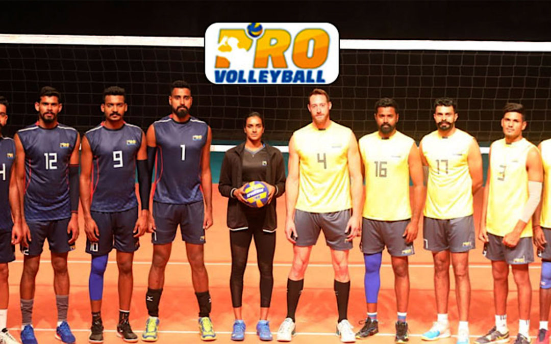 Pro Volleyball League Will Start in India