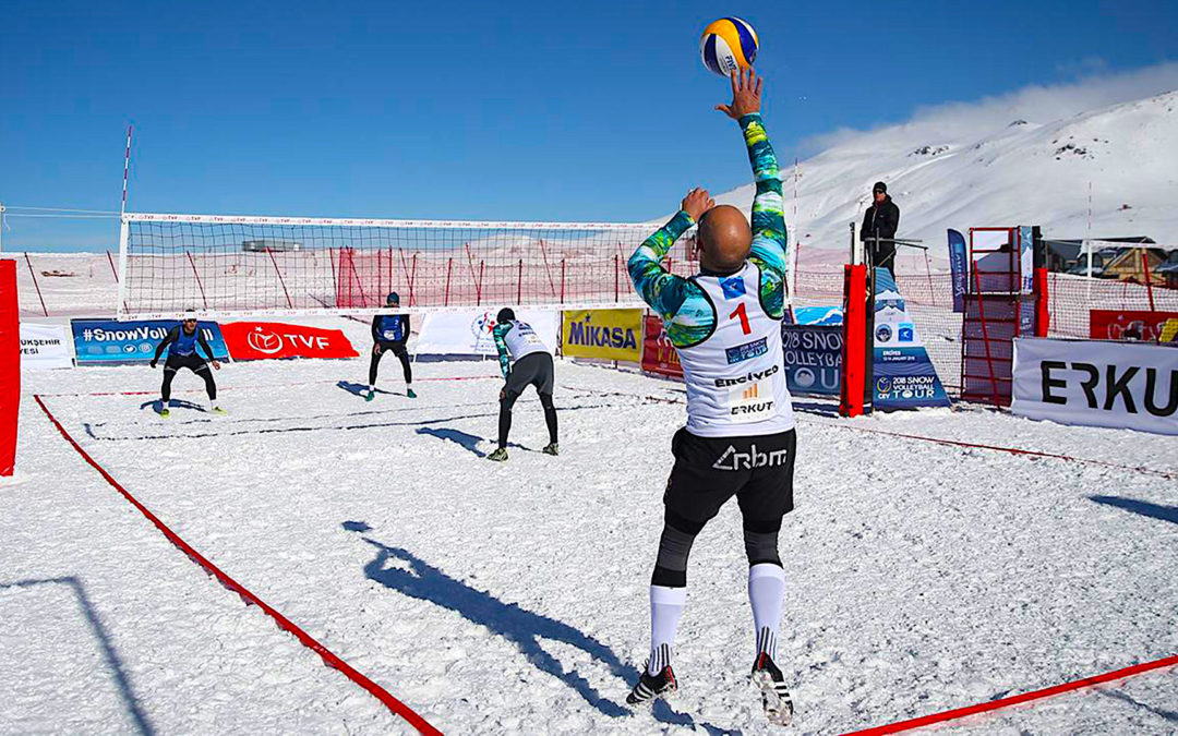 Snow Volleyball – What Competitions are Available?