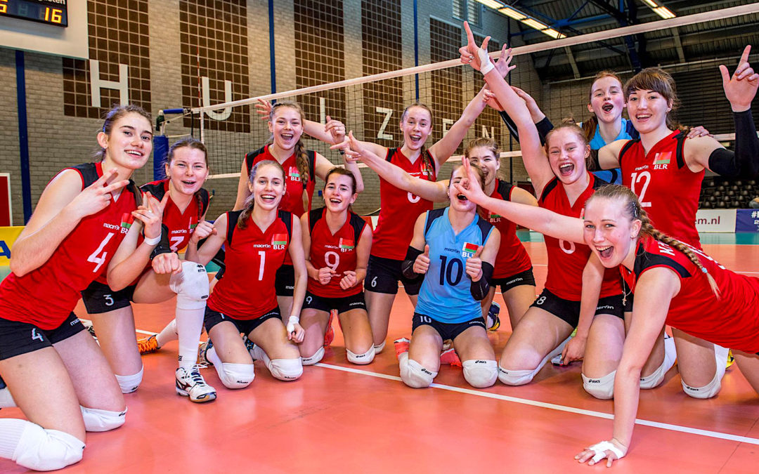 Girls Volleyball Camp in Poland from July 1 – 11