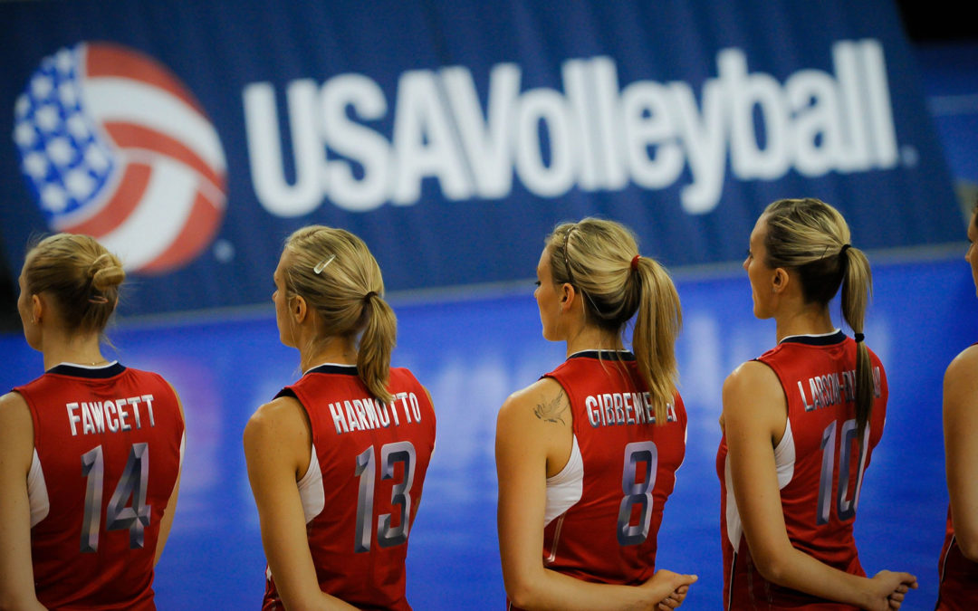 Volleyball May Kickstart US Sporting Events