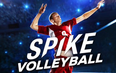 Spike Volleyball: Great Game for All Fans