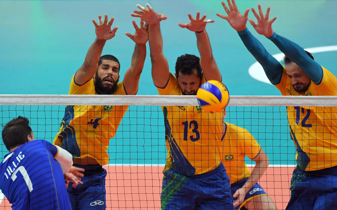 Volleyball Explained: What happens in Rotation 2?