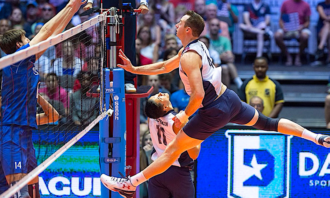 Volleyball Explained: What happens in Rotation 1?