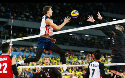 Volleyball Explained: What happens in Rotation 4?