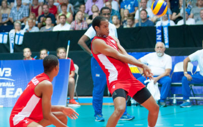 Volleyball Explained: What happens in Rotation 3?