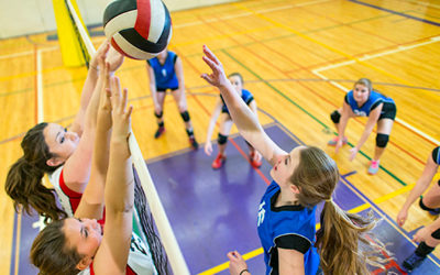 Top 5 Differences – Indoor Volleyball and Outdoor Volleyball