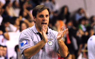 Sideout in Volleyball is the First Attack in Game, says Javier Weber
