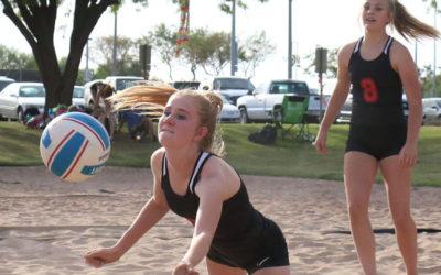 High Craze of Volleyball
