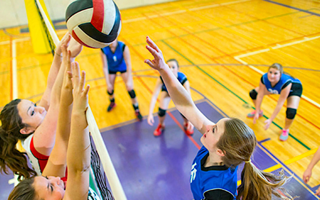 6 Key Differences between the Indoor Volleyball and Outdoor Volleyball