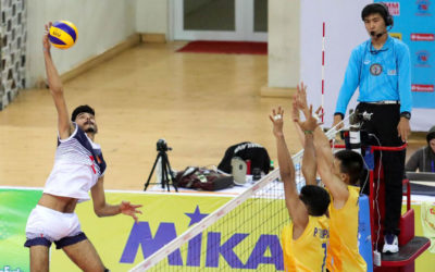 Volleyball's Increasing Popularity in India