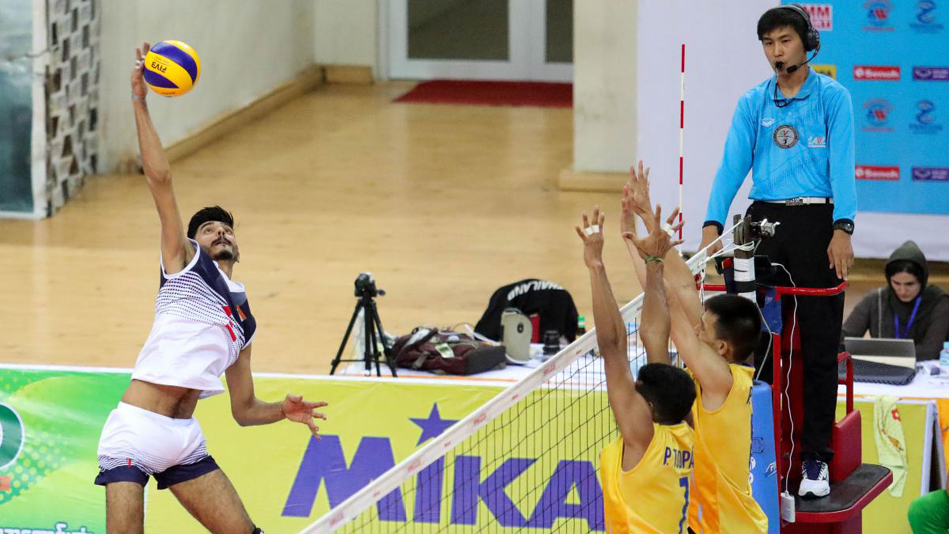 Volleyball S Increasing Popularity In India Volleycountry