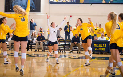 10 Best Volleyball Colleges in the US
