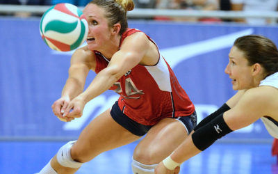Key skills for Volleyball!
