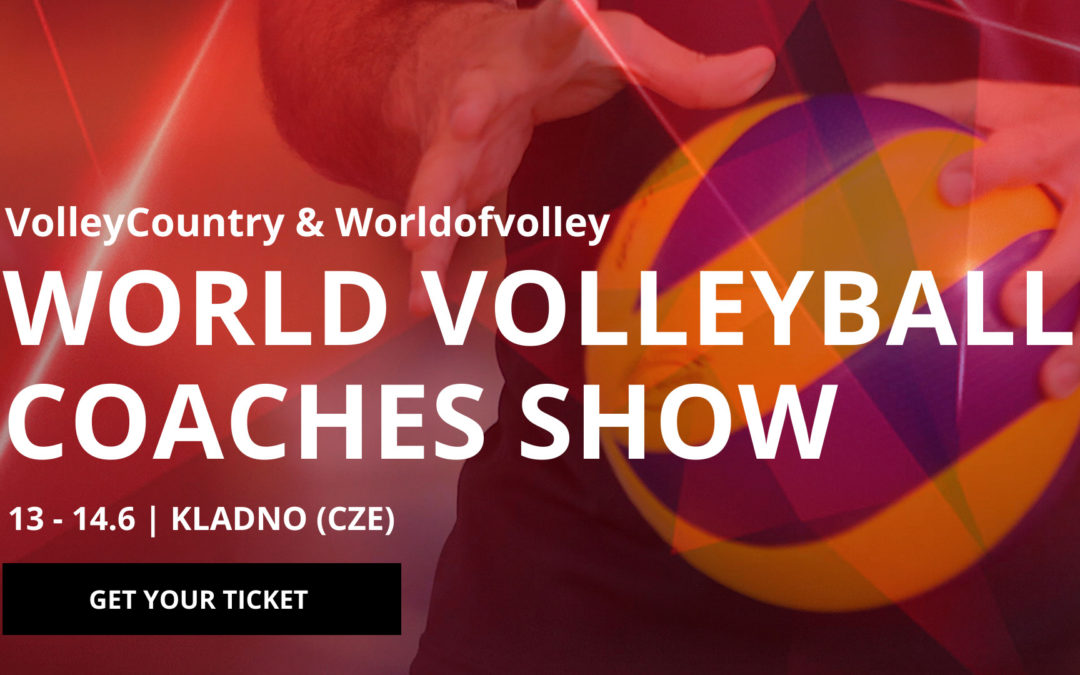 World Volleyball Coaches Show in Kladno with Worldofvolley