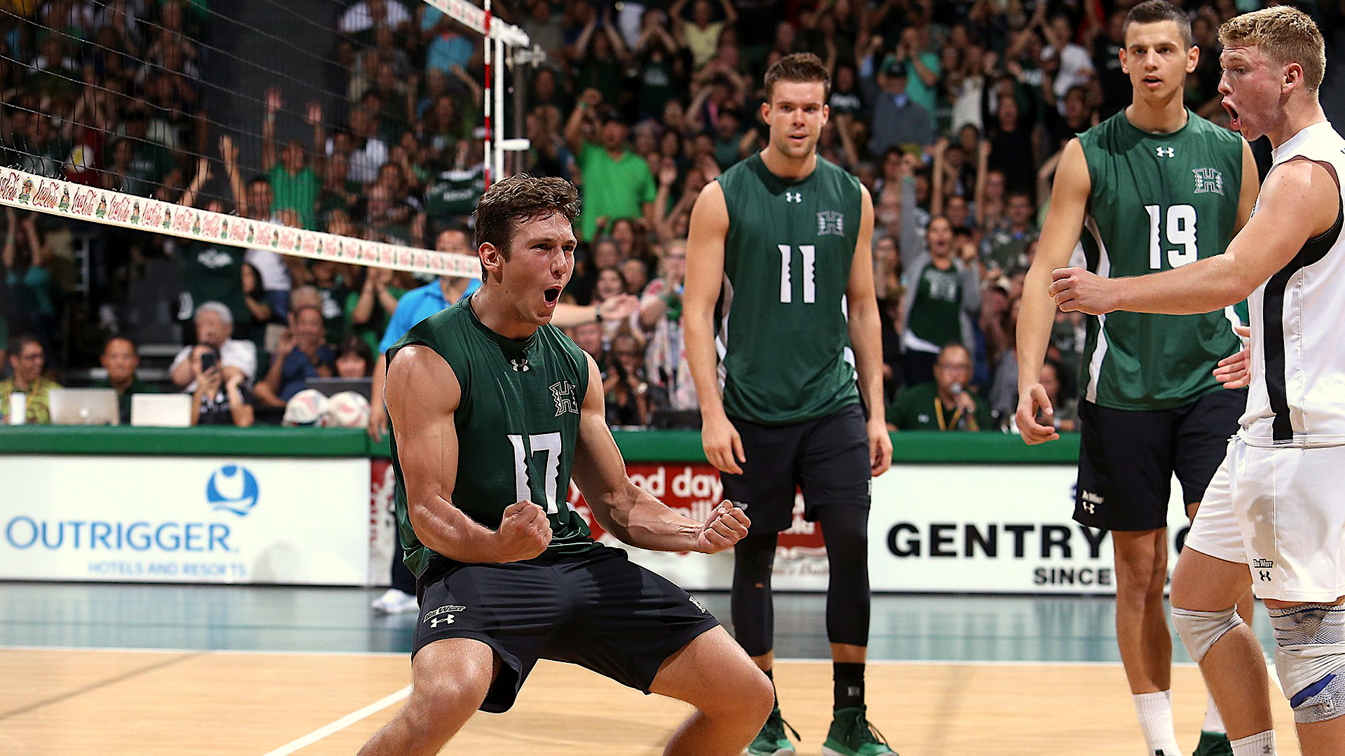 Men S Volleyball Second Ranked Men Heads Ahead To Hawaii First Ranked Volleycountry