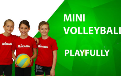 Learn Mini Volleyball Playfully