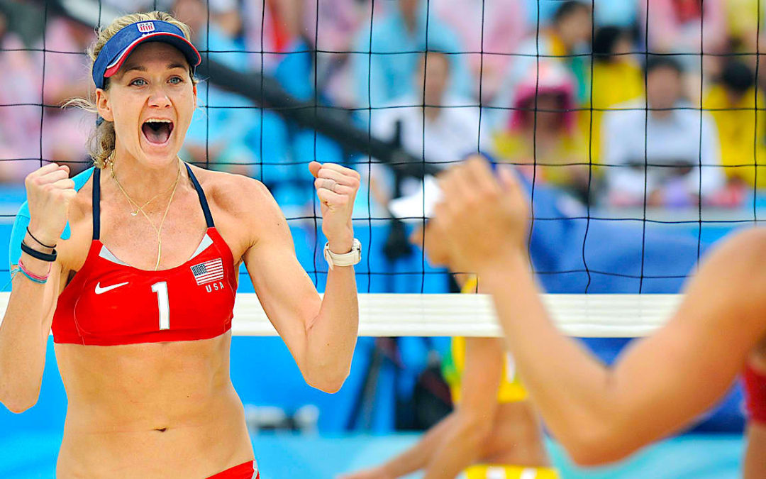 US Volleyball Stars Sweating on Olympic Participation