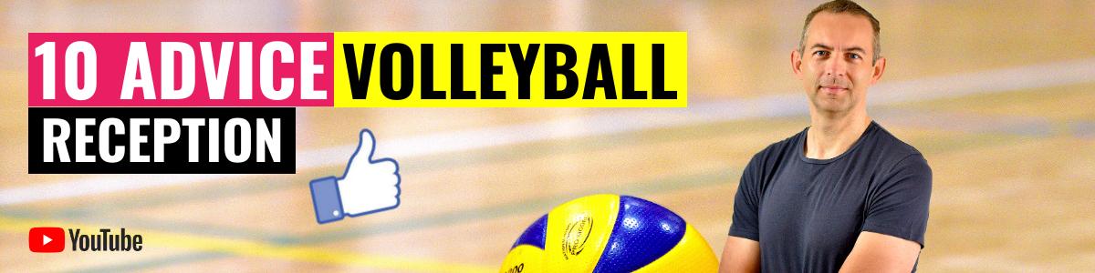 10 advice reception volleyball