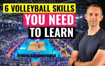 6 Volleyball Skills You Need to Learn and Master