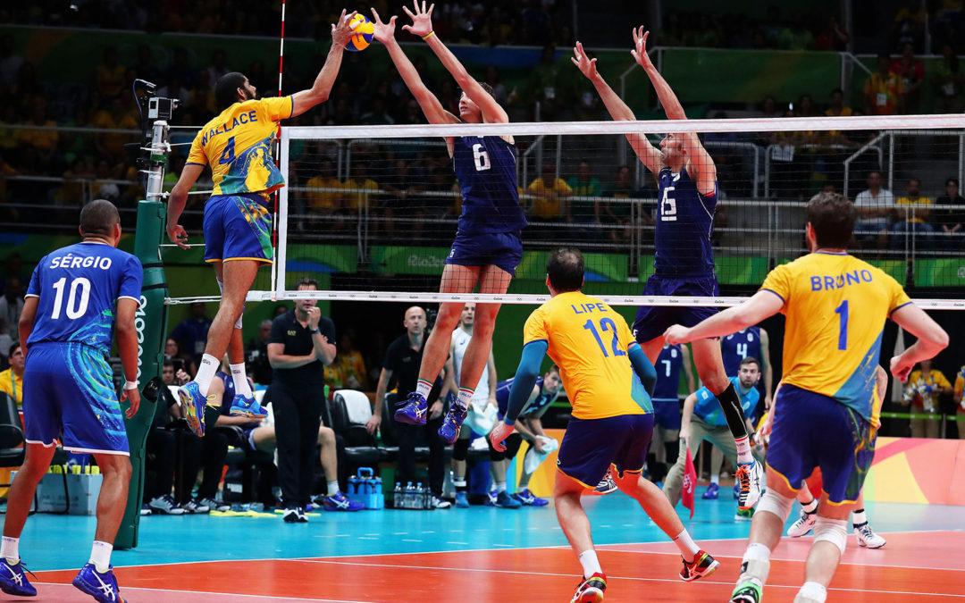 olympics volleyball rio japan