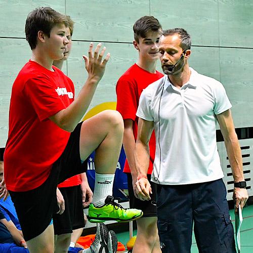 poeder martin physical coach