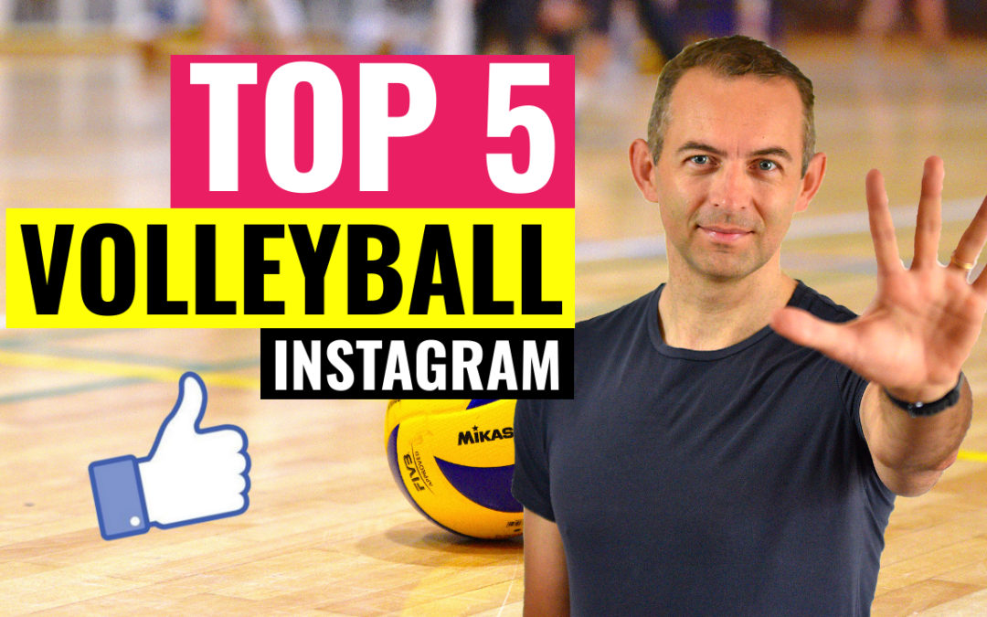 Instagram & Volleyball | Who are TOP 5 Most Followed Volleyball Players in 2020?