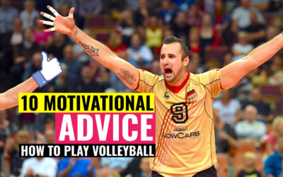 10 Motivational Advice How to Play Volleyball