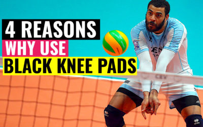 4 Reasons Why You Should Use Black Knee Pads