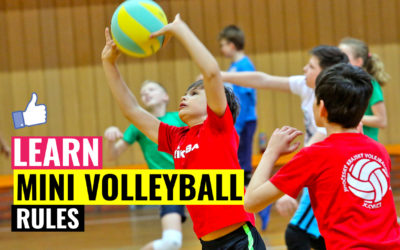 Learn Mini Volleyball Rules